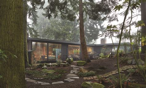 Cinder Block Homes Plans by A Midcentury Modern Home For The History Books The