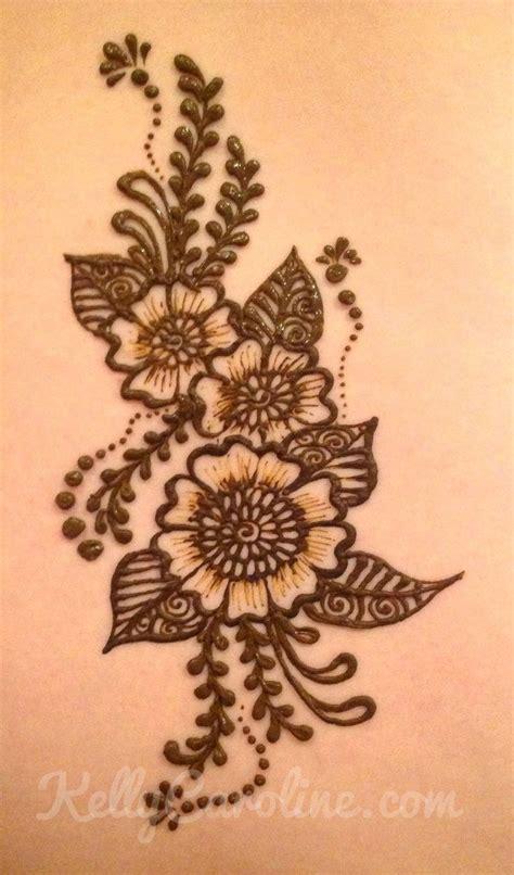 henna flower tattoo tumblr so pretty tatoos hennas mehndi and henna