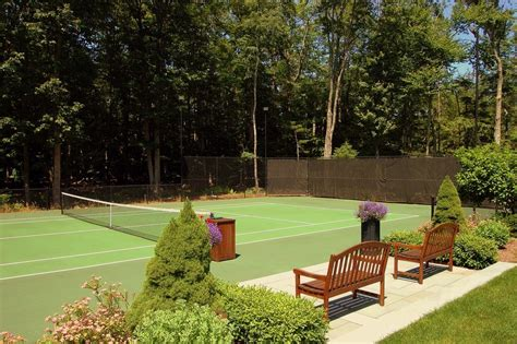 cost to build tennis court in backyard backyard tennis court cost 28 images mini tennis court