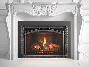 cost of a gas fireplace insert gas fireplace inserts heat glo