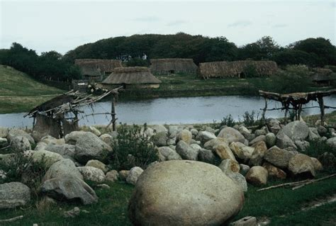 Sagnlandet Stone Age Village   Photo