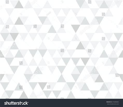 gray triangle pattern vector seamless black white grey triangle pattern stock vector