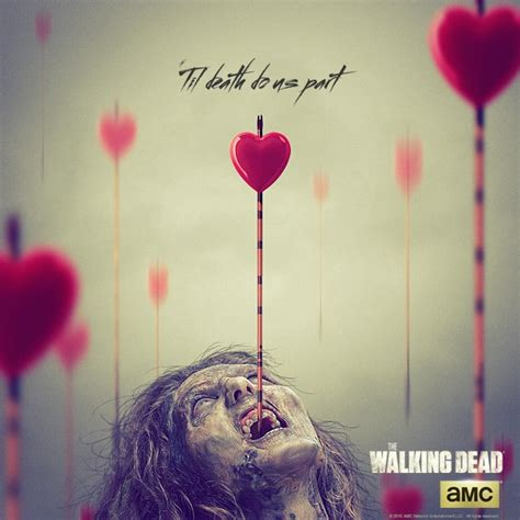 happy valentines day walking dead walking dead s day image 05 daily dead