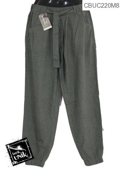 Celana Aladin Dinim Yusyes celana aladin katun polos denim warna bawahan rok murah batikunik