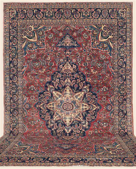 vintage rug company bakhtiari haft shotor central antique rug claremont rug company