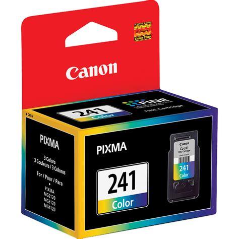 color ink cartridge canon cl 241 color ink cartridge 5209b001 b h photo