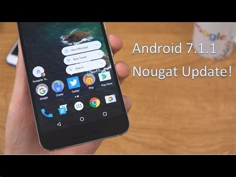 i android android 7 0 nougat update doovi