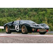 After 50 Years The '66 Le Mans Winning Ford GT40 Is Reborn
