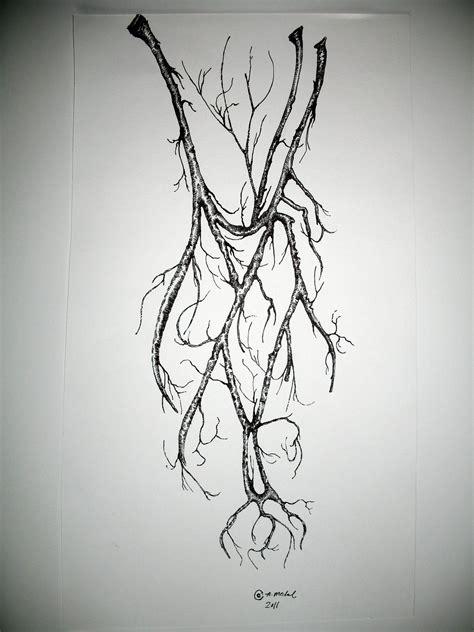 vein tattoos tree veins motion tattoos new