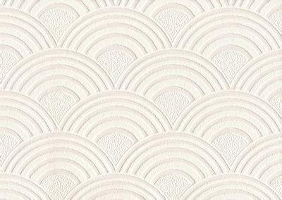 shell patterned blown vinyl paintable wallpaper on fresco whites paintable super