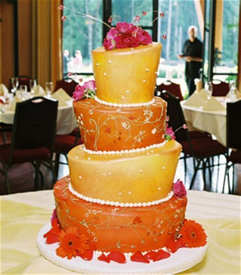 the Seattleites' Diary: Seattle's Best Wedding Cake and