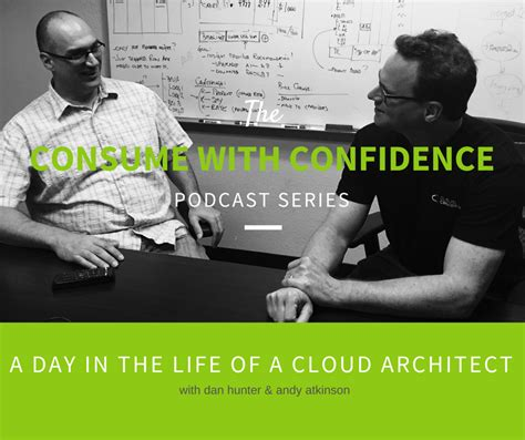 podcast a day in the of a cloud architect cloud cruiser