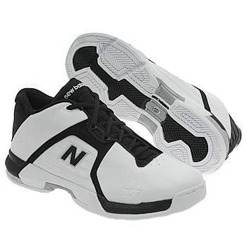 new balance womens basketball shoes new balance s bb 707 white black 12 0 d s
