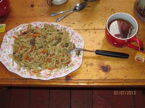 cuisine mongole la cuisine mongole voyage en mongolie