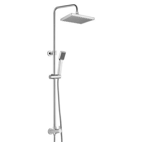 colonna doccia con miscelatore colonna doccia telescopica ottavia con presa acqua per