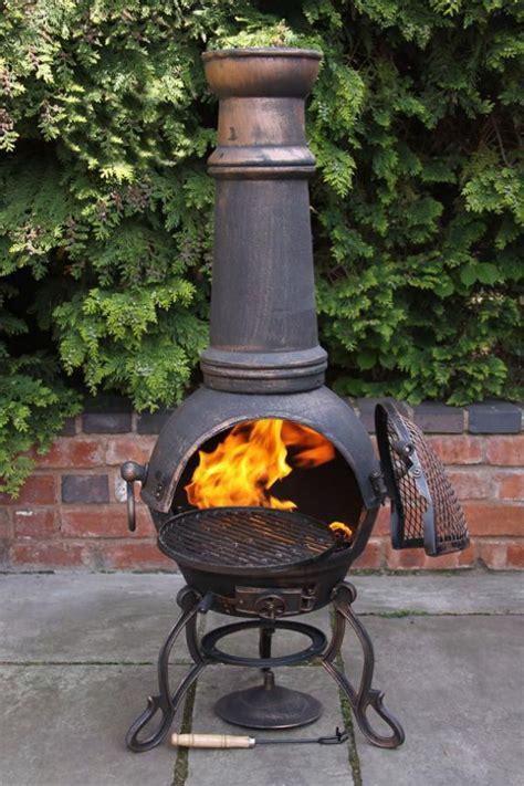 toledo cast iron chimenea bronze savvysurf co uk