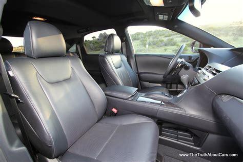 lexus sports car 2013 review 2013 lexus rx 350 f sport video the truth