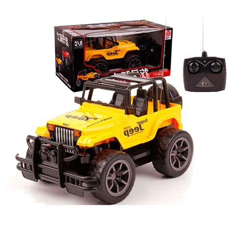Rc Car Jeep Mobil Remote Radio Controle Remot Berkualitas best price 1 24 mini radio remote simulated cross country rc car jeep remote