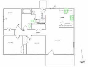 simple house plans exle plan change