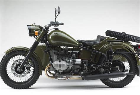 Ural Motorrad Videos by Gebrauchte Ural Retro Motorr 228 Der Kaufen