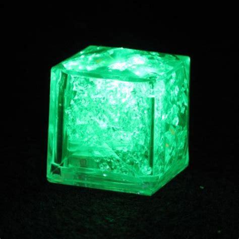 Light Up LED Ice Cubes