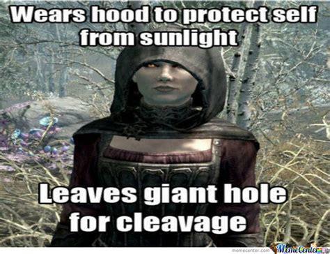 Funny Meme - skyrim logic meme