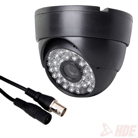 Cctv Wide Angle wide angle surveillance security 48 led ir color ccd indoor dome cctv ebay