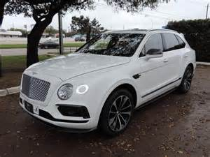 Bentley Cars Best 25 Bentley Suv Ideas On