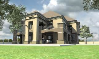 Residential Architecture Design Contemporary Nigerian Residential Architecture