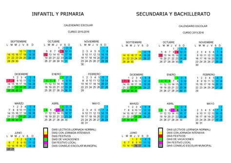 Calendã Escolar Ua 2017 Calendario 2018 Alicante 28 Images Calendario Escolar