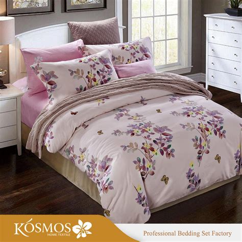 best selling duvet cover set printed 100 cotton 4pcs