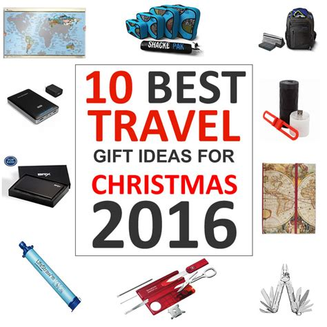 10 best travel gifts ideas for christmas 2016