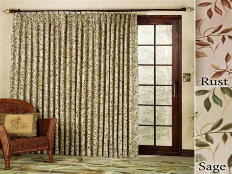 curtains for slider doors planning ideas chic sliding door curtains1 sliding