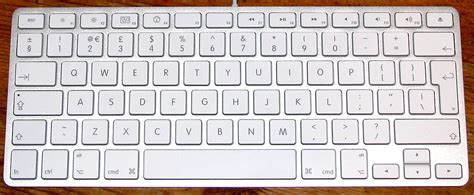 Mac Keyboard brian micklethwait