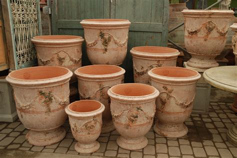 Provence Planters by New Anduze Pottery At Eye Of The Day Garden Design