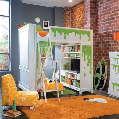 camerette per bambini con letto a camerette per bambini con letto a soppalco decorazioni