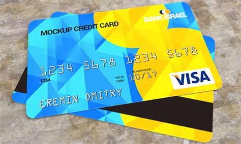 card free credit card mockup free psd on behance