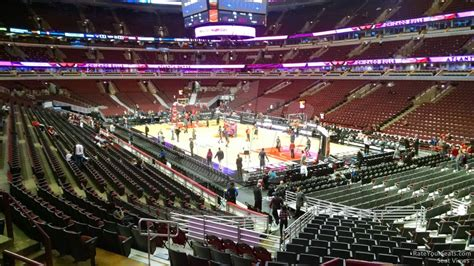 united center section 108 united center section 108 chicago bulls rateyourseats com