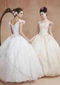 Ball Gown Wedding Dress The Fairy Tale Style Of Ball Gown Wedding Dress