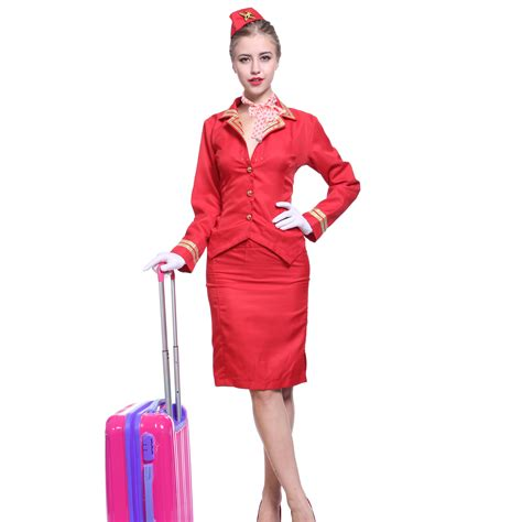 How To Dress For Cabin Crew by Air Hostess Stewardess Cabin Crew Trolly Dolly