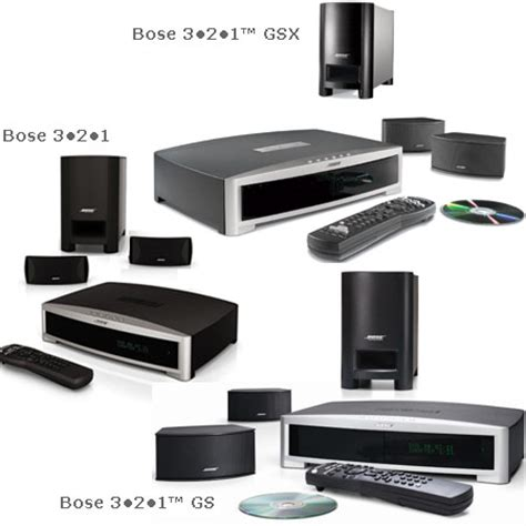 bose india launches 321 dvd 321 gs dvd and 321 gsx dvd