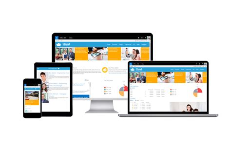sharepoint responsive template graphics and design tony phillips