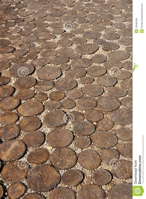 log floor wooden log floor royalty free stock photos image 16846428