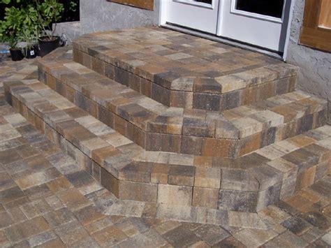 Paver Patio Steps Brick Steps Patio Stairs Paver Steps Patio Steps Ta Fl Hhh Pinterest Patio