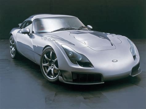 Tvr Model Tvr Rolling Chassis From Motorsports Photo Gallery