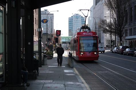 Tacoma Light Rail by Tacoma Hopes Light Rail Connection To Seattle Gets Funded Kuow News And Information