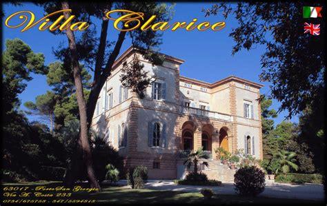 villa murri porto san giorgio villa clarice