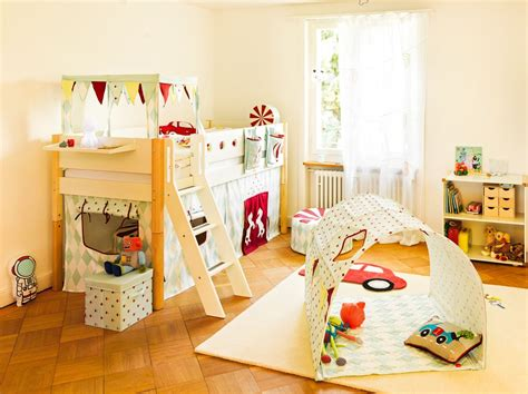 Kinderzimmer Gestalten Natur by Micasa Kinderzimmer Mit Hochbett Natur Individuelle