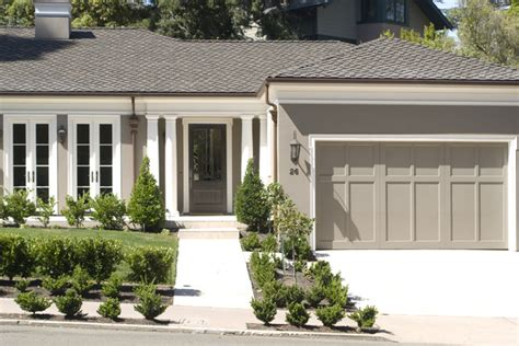 taupe exterior paint traditional elegance traditional exterior san