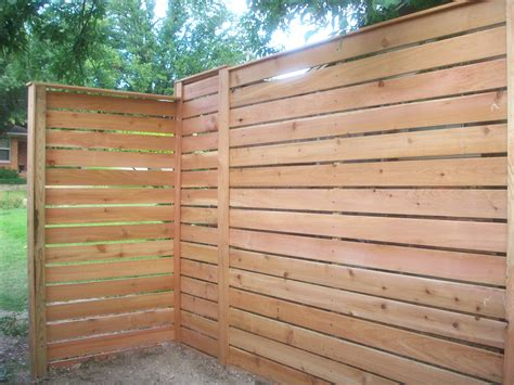 horizontal fence image gallery horizontal fence slats